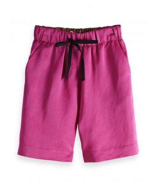 Maison Scotch Longer length shorts