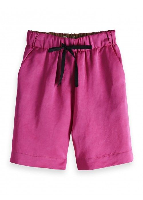 Maison Scotch Longer length shorts