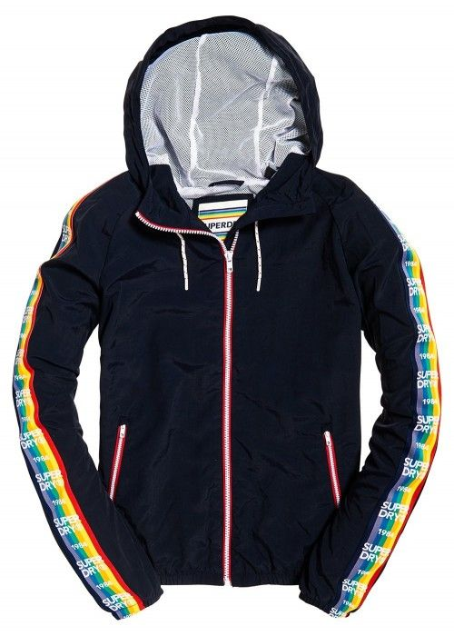 Superdry Rainbow Windbreaker