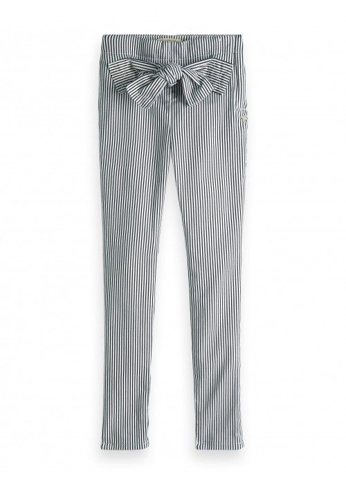 Scotch R'belle high waist striped pants