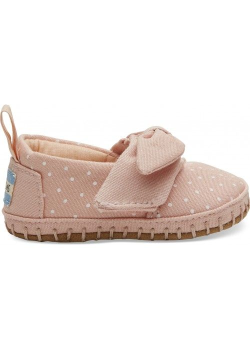 TOMS Shoes Crib Alpargata