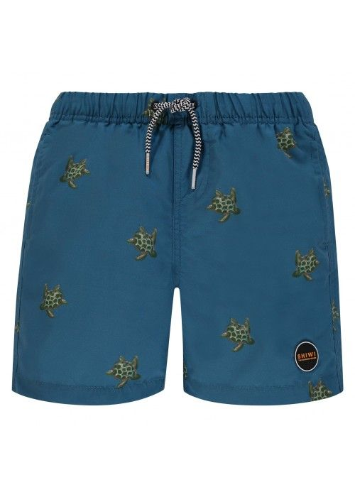 SHIWI Boys Swimshort Turtle