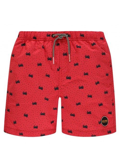 SHIWI Boys Swimshort Crabby