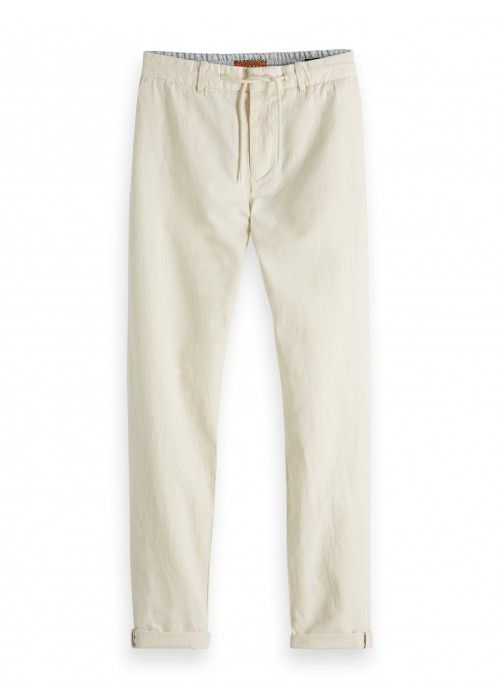 Scotch & Soda Warren-Garment dyed beach pant