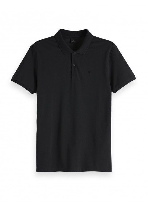 Scotch & Soda Classic Pique Polo