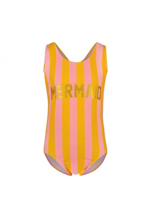 SHIWI Girls Swimsuit Mermaid