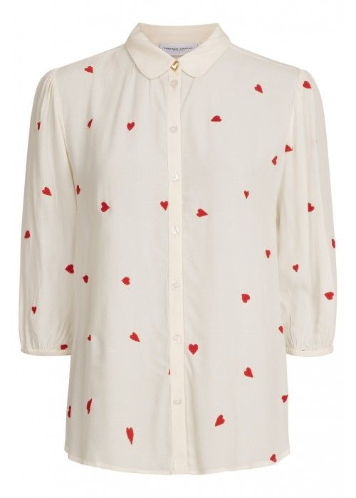 Fabienne Chapot Gina Embroidery Blouse