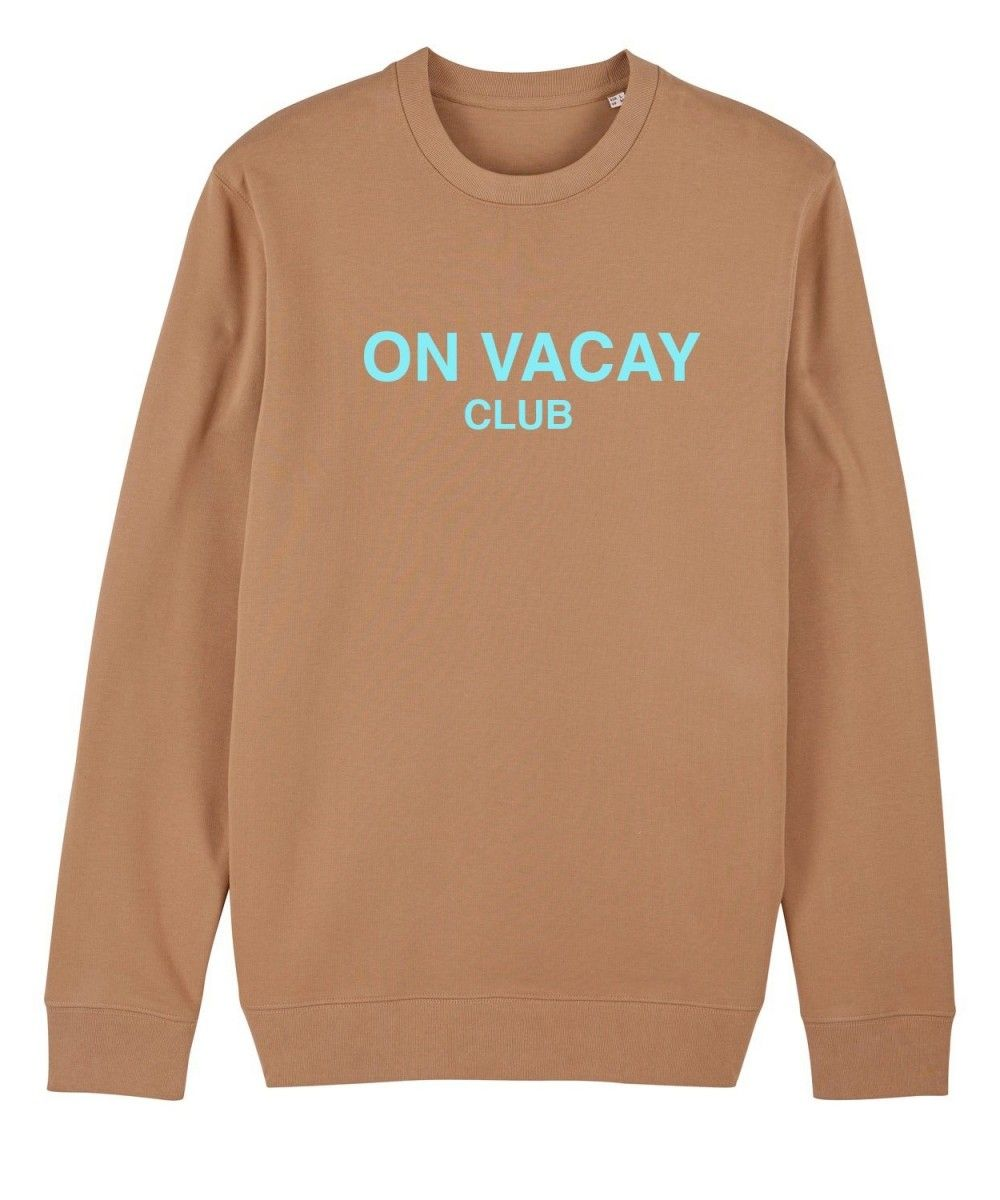 Weekend&Holiday Sweat Sweater
