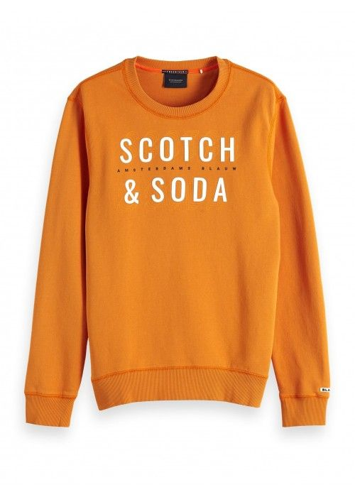 Scotch & Soda Basic Scotch&Soda Sweat