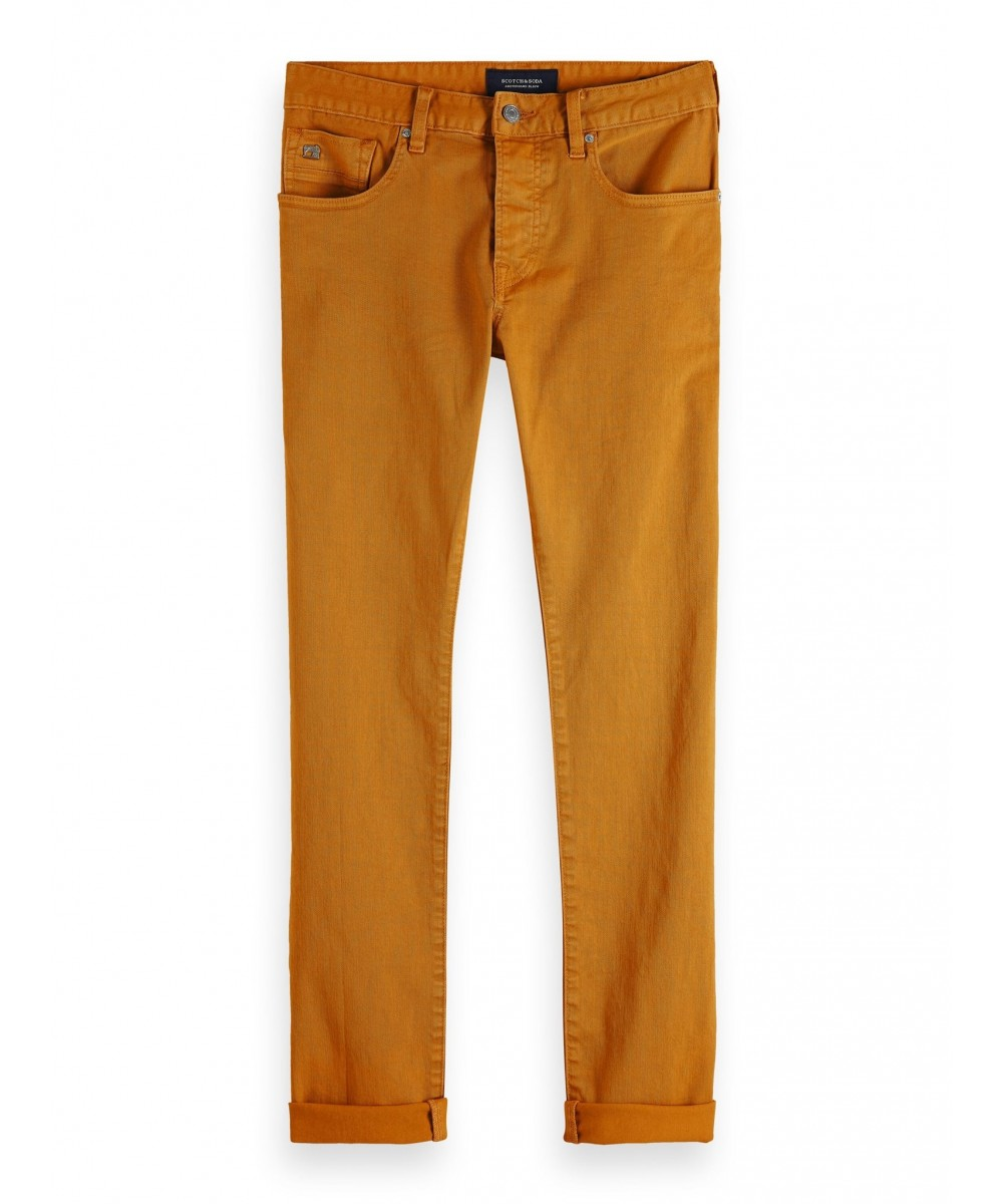 Scotch & Soda Ralston - Clean garment dyed
