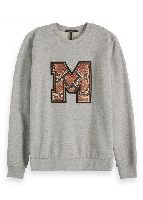 Maison Scotch Crewneck sweat