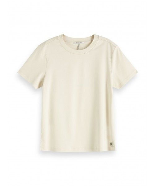 Maison Scotch Mercerized tee