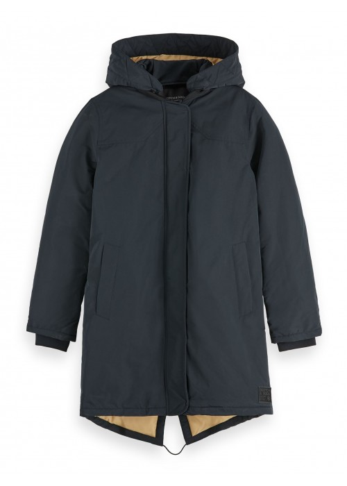 Maison Scotch Parka Jacket