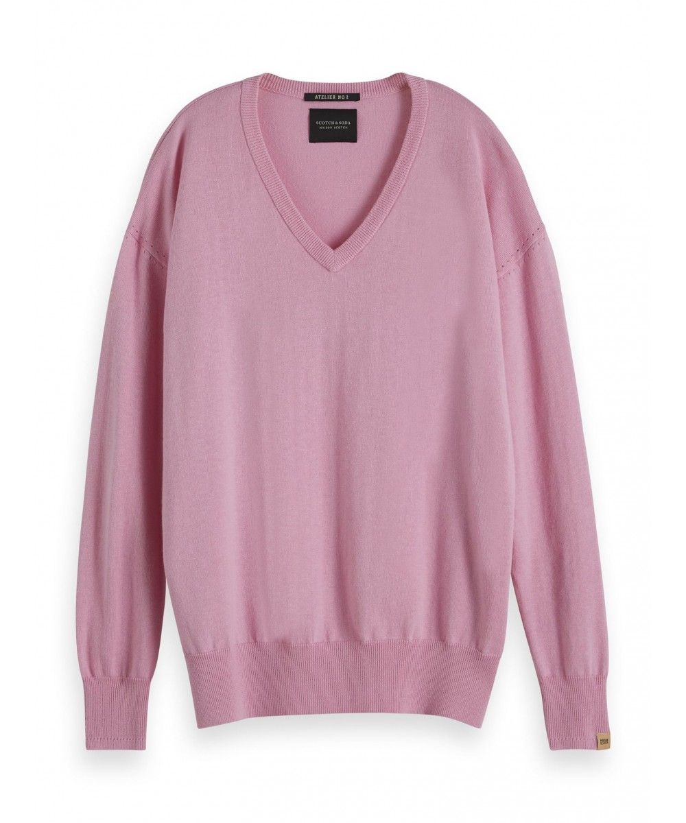 Maison Scotch Cashmere mix pullover