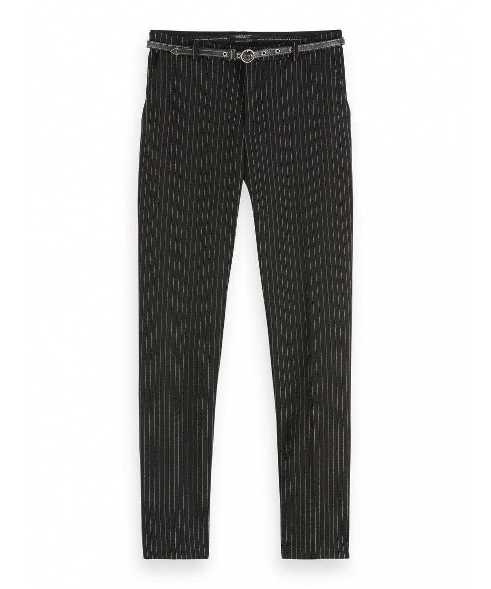 Maison Scotch Tailored stretch jogger