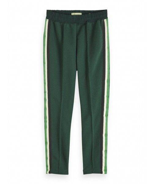 Scotch Shrunk Sweatpants with contrast side