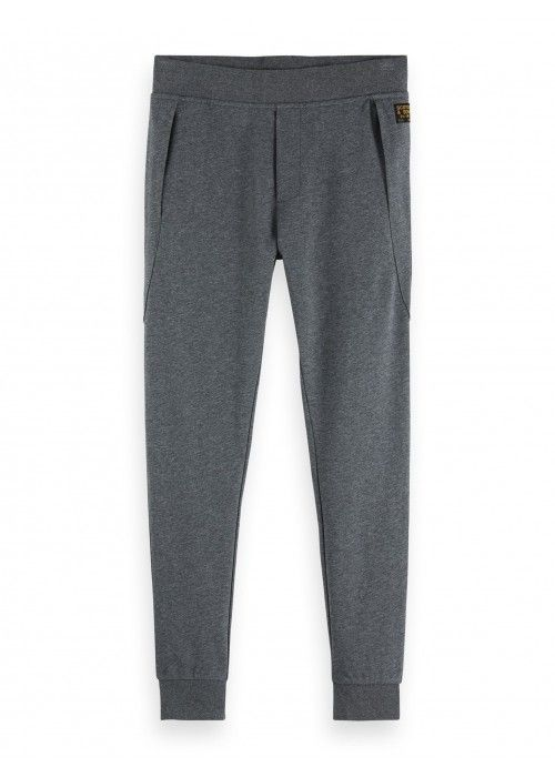 Scotch & Soda Clean Sweatpants with zip pock