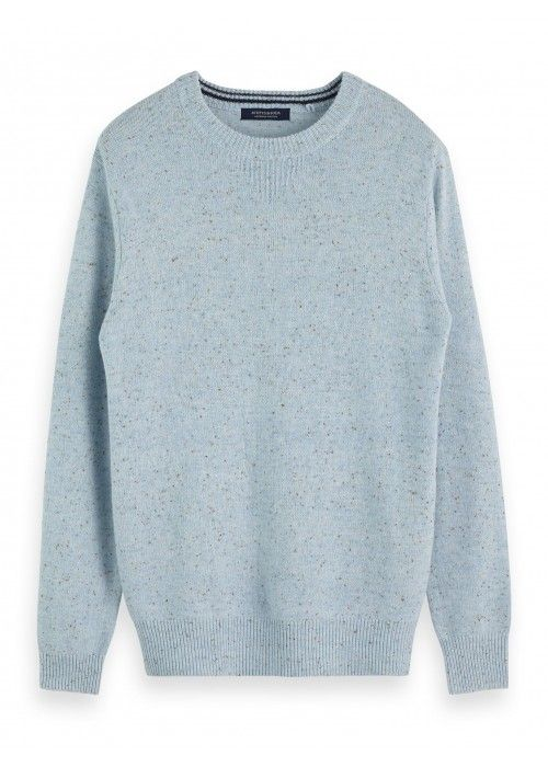 Scotch & Soda Classic wool-blend crewneck