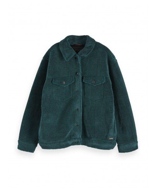 Maison Scotch Short Teddy jacket