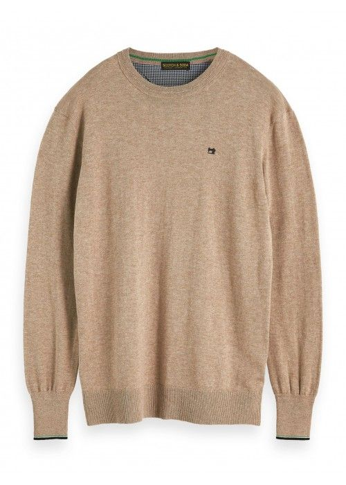 Scotch & Soda Classic crewneck pullover