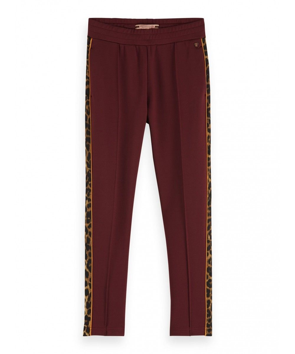 Scotch R'belle Heavy jersey sweatpants