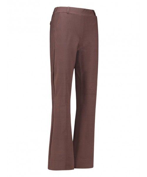 StudioAnneloes Flair rib trouser