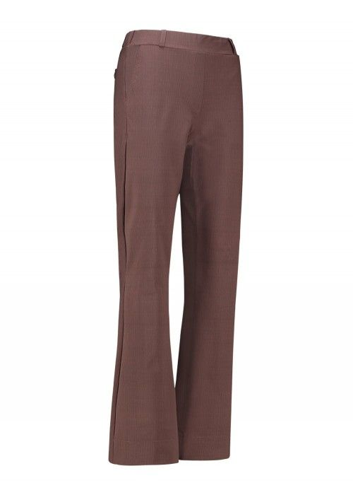 StudioAnneloes Flair rib trouser