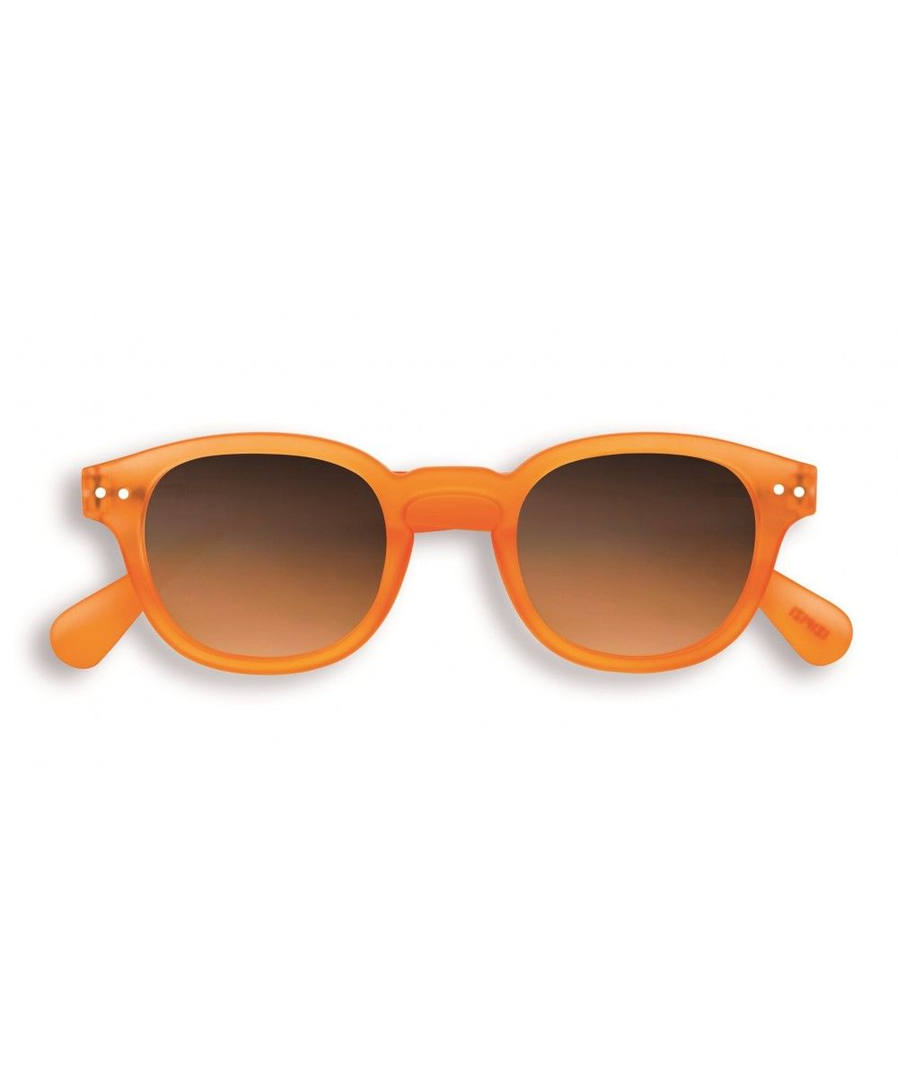 See Concept/Izipizi SUN orange flash brown lenses