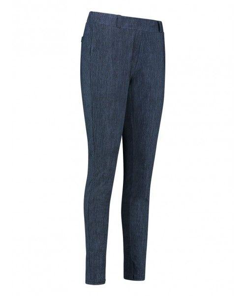 StudioAnneloes Flo Denimlook trouser