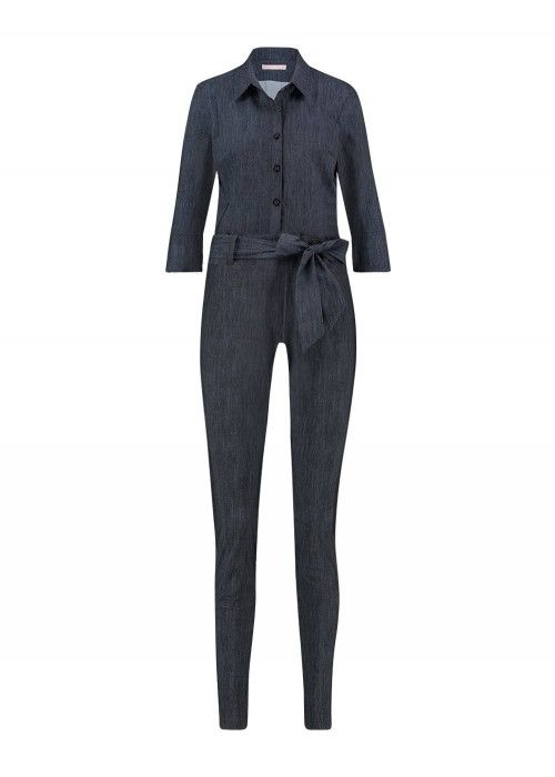 StudioAnneloes Angelique Denimlook jumpsuit