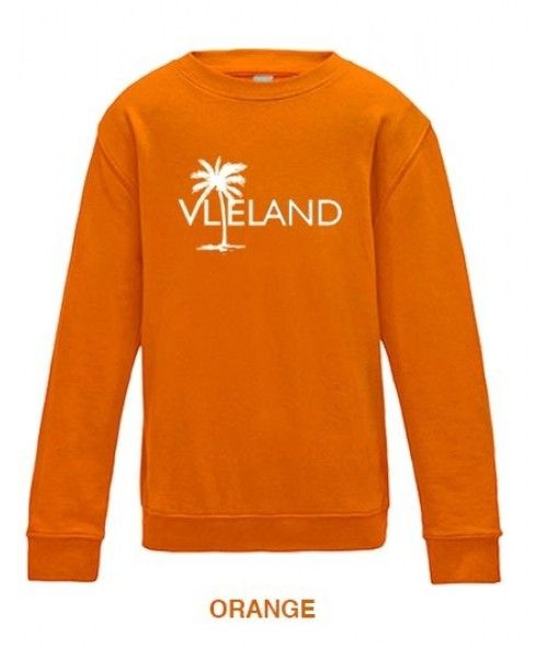 Weekend&Holiday  Crewneck Sweater Vlieland KIDS