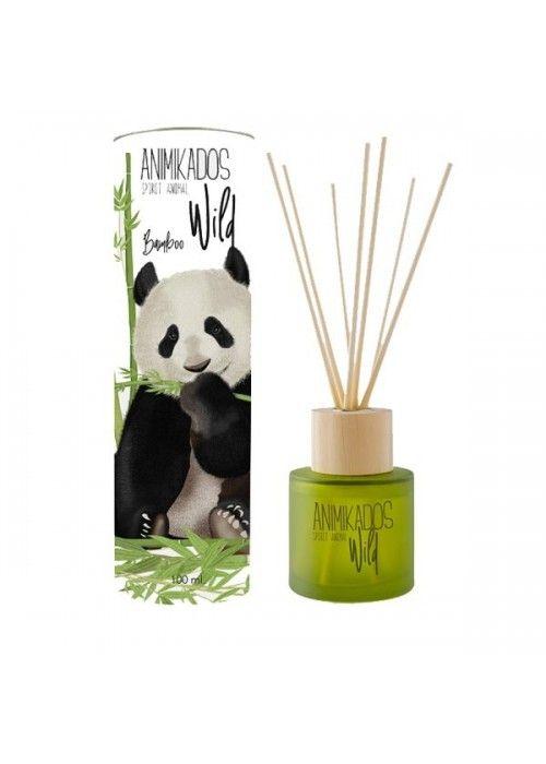Holidaystore Panda-Bamboo