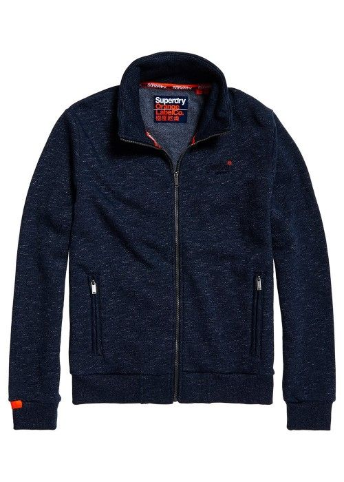 Superdry Orange Label Classic track top