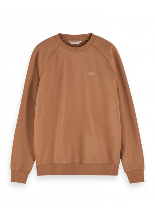 Scotch & Soda Relaxed crewneck sweat in