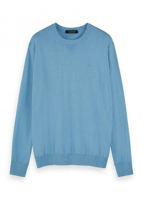 Scotch & Soda Classic crewneck pull