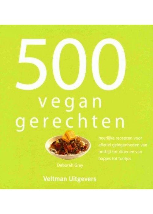 Eb & Vloed 500 Vegan Gerechten