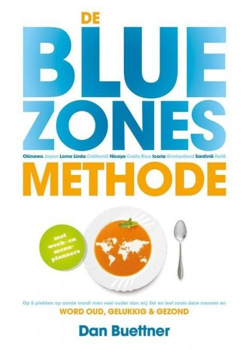Eb & Vloed Blue Zones-Methode