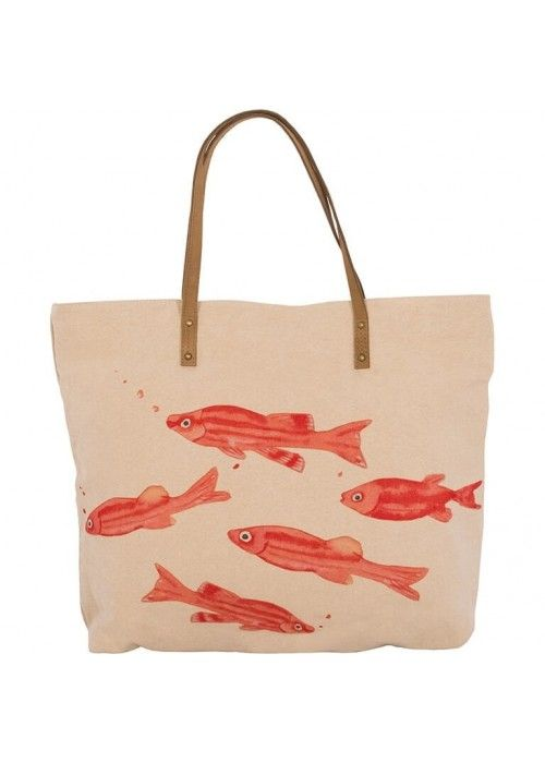 Eb & Vloed Handbag Fishes