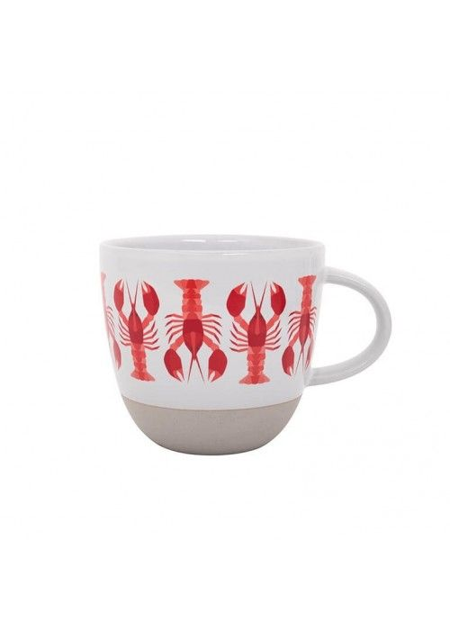 Eb & Vloed Mug LOBSTER