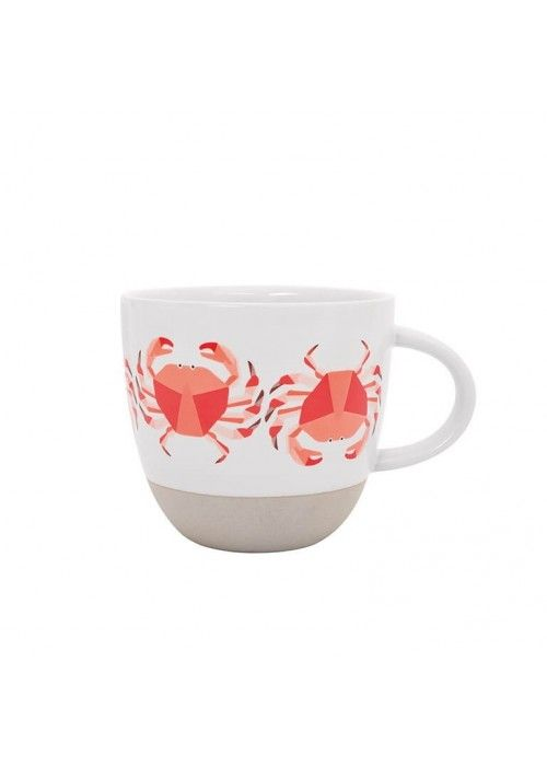 Eb & Vloed Mug CRABS
