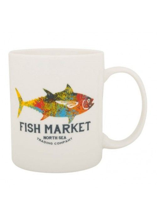 Eb & Vloed Mug FISH MARKET