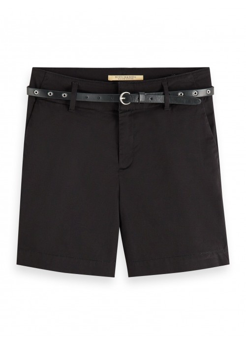 Maison Scotch Longer length chino short