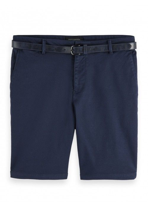 Scotch & Soda Mid length - Classic Chino