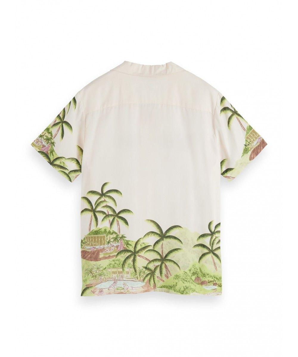 Scotch & Soda Hawaii fit - Chic Hawaii shirt