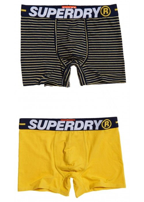 Superdry Boxer Double Pack