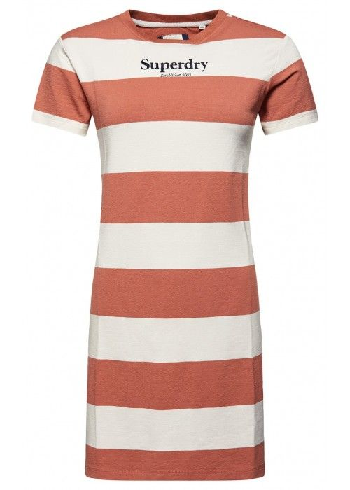 Superdry Striped Dress