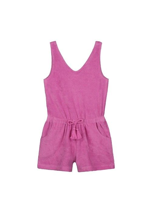 SHIWI Girls Terry Jumpsuit