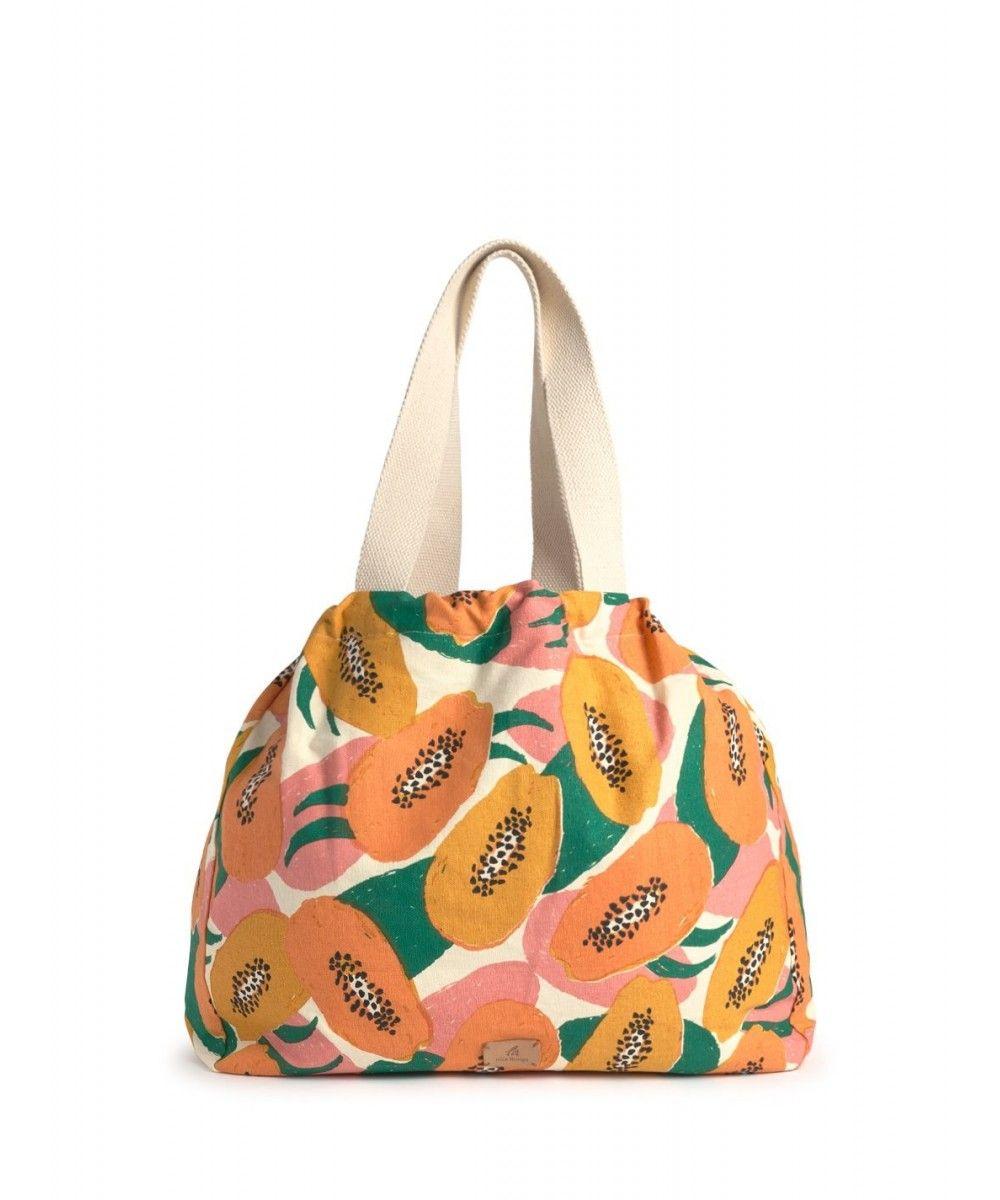 Nice Things Printed Weekend Bag