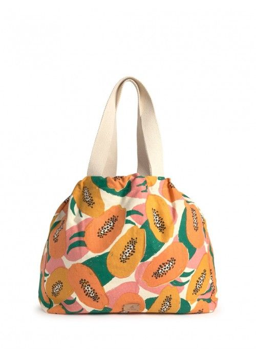 Nice Things Printed Weekend Bag