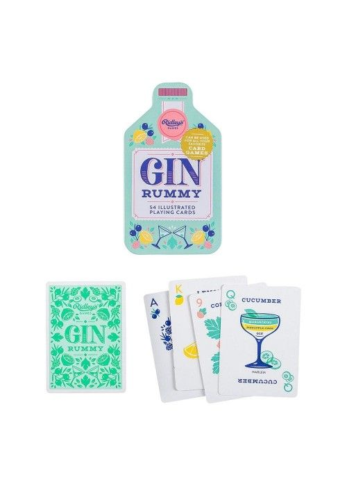 Eb & Vloed Gin Rummy Playing Cards